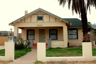 Phoenix Single Family Home For Sale: 122 N 9th Avenue