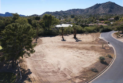 Paradise Valley Residential Lots & Land For Sale: 4901 E Berneil Drive