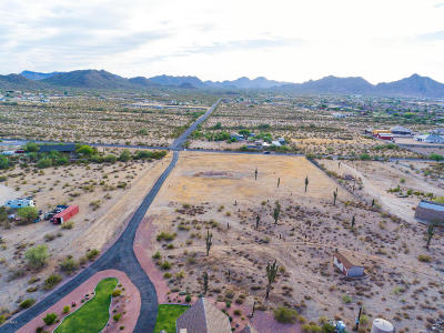Queen Creek AZ Residential Lots & Land For Sale: $95,000