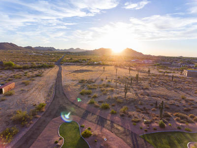 Queen Creek AZ Residential Lots & Land For Sale: $139,000