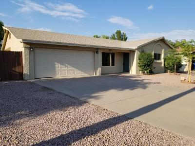 Tempe Single Family Home For Sale: 1872 E Alameda Drive