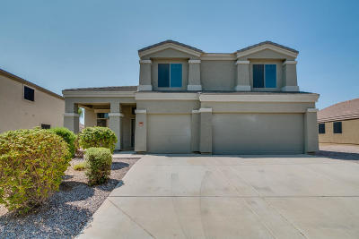 Tolleson Single Family Home For Sale: 10519 W Whyman Avenue