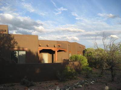 Rimrock Single Family Home For Sale: 4680 E Sedona View Lane