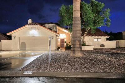 Fountain Hills Single Family Home For Sale: 16935 E De Anza Drive