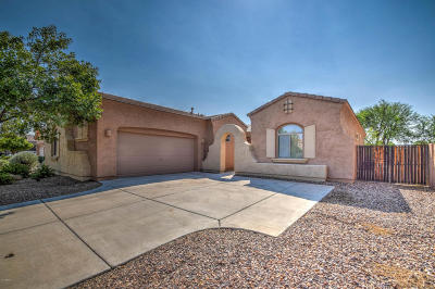 Queen Creek Single Family Home For Sale: 20780 S 184th Place