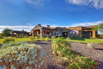 Scottsdale AZ Single Family Home For Sale: $5,950,000