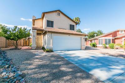 Surprise Single Family Home For Sale: 14976 W Bottle Tree Avenue