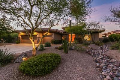 Scottsdale Single Family Home For Sale: 7378 E Brisa Drive