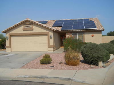 Peoria Single Family Home For Sale: 10672 W Ross Avenue