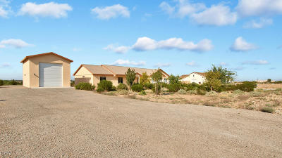 Queen Creek Single Family Home For Sale: 8206 W Sun Dance Drive