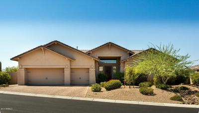 Cave Creek Single Family Home For Sale: 5929 E Sierra Sunset Trail