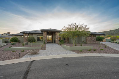 Phoenix Single Family Home For Sale: 3207 W Cottonwood Lane