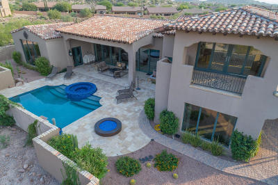 Gold Canyon Single Family Home For Sale: 3433 S First Water Trail