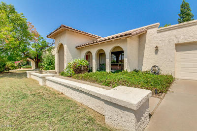 Tempe Single Family Home For Sale: 2122 E Redmon Drive