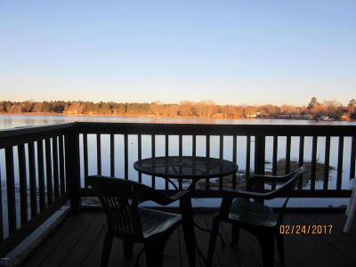 Lakeside Condo/Townhouse For Sale: 1644 Rainbow View Drive