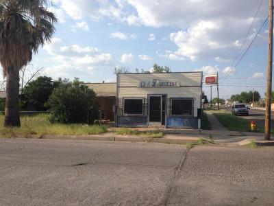 Douglas Commercial For Sale: 1048 E 6th Street