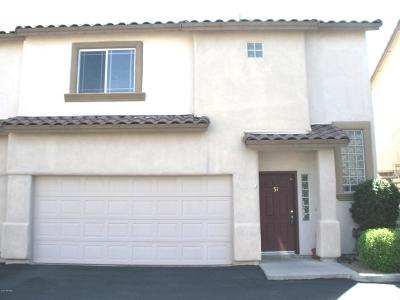Fountain Hills Condo/Townhouse For Sale: 9750 N Monterey Drive #51