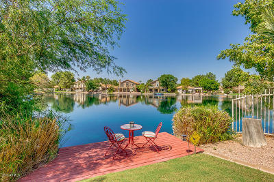 Chandler, Gilbert, Scottsdale, Tempe Single Family Home For Sale: 1674 S Sycamore Place