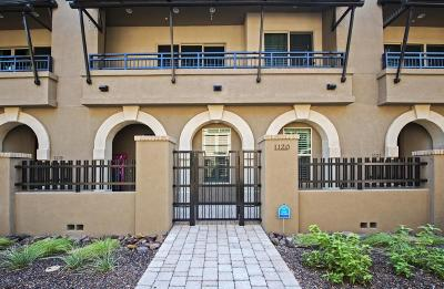 Scottsdale Condo/Townhouse For Sale: 6565 E Thomas Road #1120