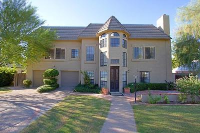 Phoenix Single Family Home For Sale: 111 W Oregon Avenue