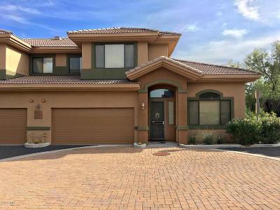 Fountain Hills Condo/Townhouse For Sale: 16820 E La Montana Drive #110