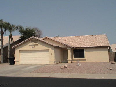Gilbert Single Family Home For Sale: 542 W Horseshoe Avenue
