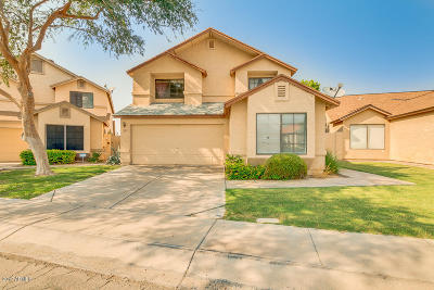 Single Family Home For Sale: 1836 N Stapley Drive #105