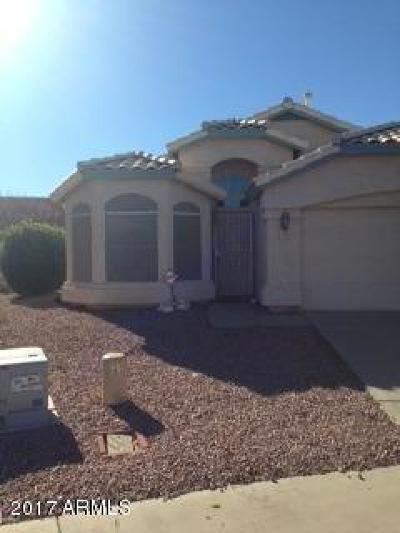 Chandler Single Family Home For Sale: 1238 S Cholla Court