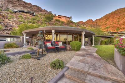 Phoenix AZ Single Family Home For Sale: $2,100,000