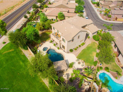 Chandler Single Family Home For Sale: 4959 E Gleneagle Drive