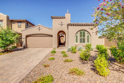 Phoenix Single Family Home For Sale: 4616 N 33rd Place