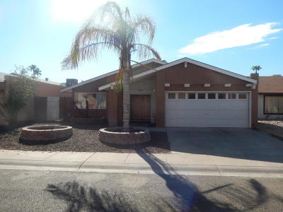 Scottsdale Single Family Home For Sale: 2030 N 87th Terrace