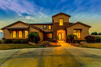 Surprise Single Family Home For Sale: 14350 W Desert Cove Road