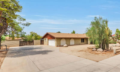 Glendale Single Family Home For Sale: 18402 N 67th Avenue