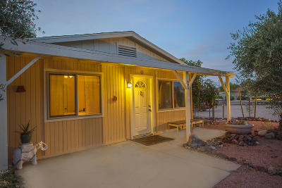 Wickenburg Single Family Home For Sale: 446 W Center Street