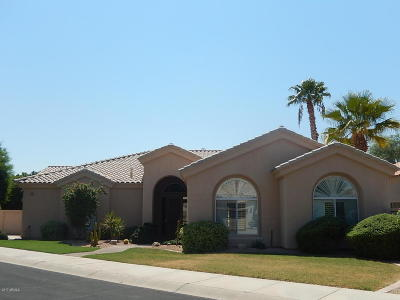 Scottsdale Single Family Home For Sale: 11675 E Caron Street