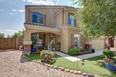 Buckeye Single Family Home For Sale: 23543 W Wayland Drive