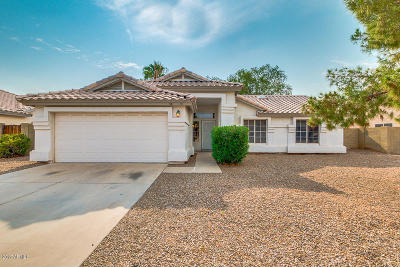 Single Family Home For Sale: 1581 W Butler Drive