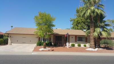 Sun City Single Family Home For Sale: 10348 W Talisman Road