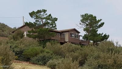 Prescott Single Family Home For Sale: 6575 E El Dorado Drive