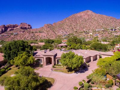 Phoenix Single Family Home For Sale: 5134 E Palomino Road