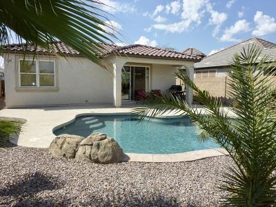 Buckeye Single Family Home For Sale: 3879 N 294th Drive