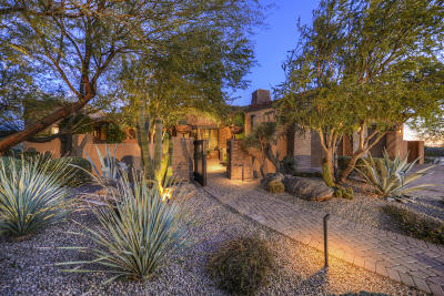 Scottsdale Single Family Home For Sale: 8105 E Tortuga View Lane
