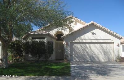 Tempe Single Family Home For Sale: 7276 S Roberts Road