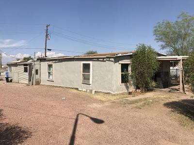 Phoenix Single Family Home For Sale: 1708 E Jones Avenue