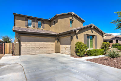 San Tan Valley Single Family Home For Sale: 758 W Yellow Wood Avenue