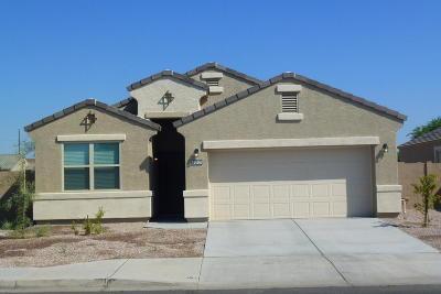 Buckeye Single Family Home For Sale: 7127 S Blue Hills Drive