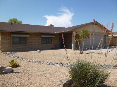 Scottsdale Single Family Home For Sale: 14832 N 52nd Street