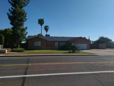 Glendale Single Family Home For Sale: 6233 W Paradise Lane