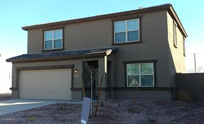 Maricopa Single Family Home For Sale: 17059 N Avelino Drive